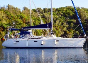Tides Marine & Oceanis 430