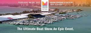 Nautex at Miami Boat Show