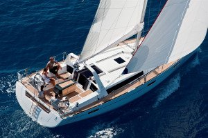 Tides Marine sur Oceanis 45 par Nautex