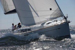 Tides Marine sur Sun Odyssey