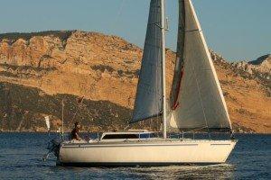 Tides Marine sur Fantasia par Nautex