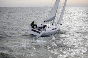 Tides Marine sur le Hanse 370 par Nautex