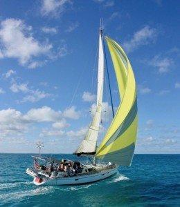 Tides Marine par Nautex sur Feeling 416