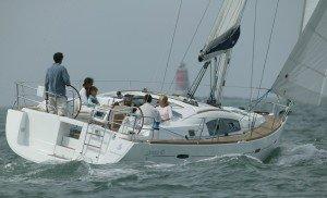 Tides Marine sur Oceanis 40