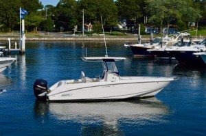 Passerelle Nautex Boston Whaler