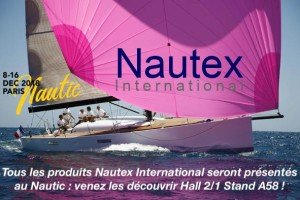 Nautex au Nautic 2018