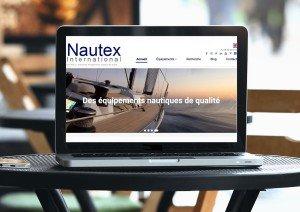 Nouveau site Nautex