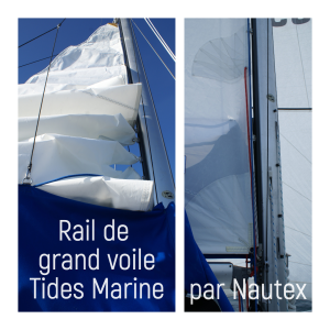 Rail Tides Marine par Nautex