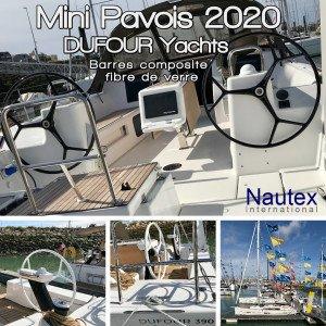 Barres Nautex Dufour Yachts