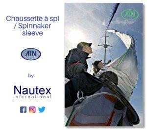 Spinnaker sleeve ATN by Nautex