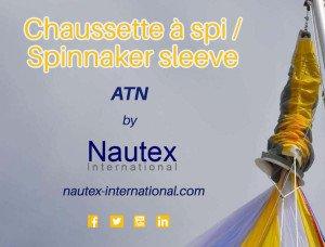 Chaussette à spi ATN by Nautex