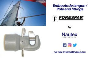 Embouts tangon Forespar by Nautex