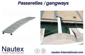 Passerelles-Gangways-Nautex
