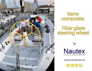 Nautex-fiber-glass-steering-wheel-Nautex